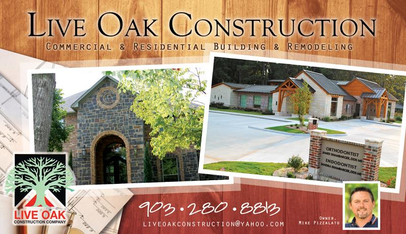 Home Renovations from a Custom Home Construction Company serving Nash, Texarkana & New Boston, TX